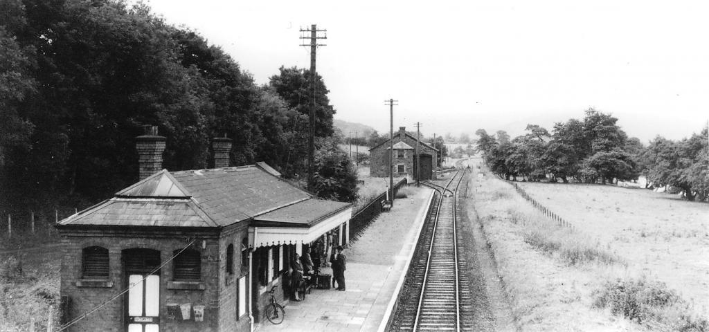 Cynwyd Station, c.1962.jpg