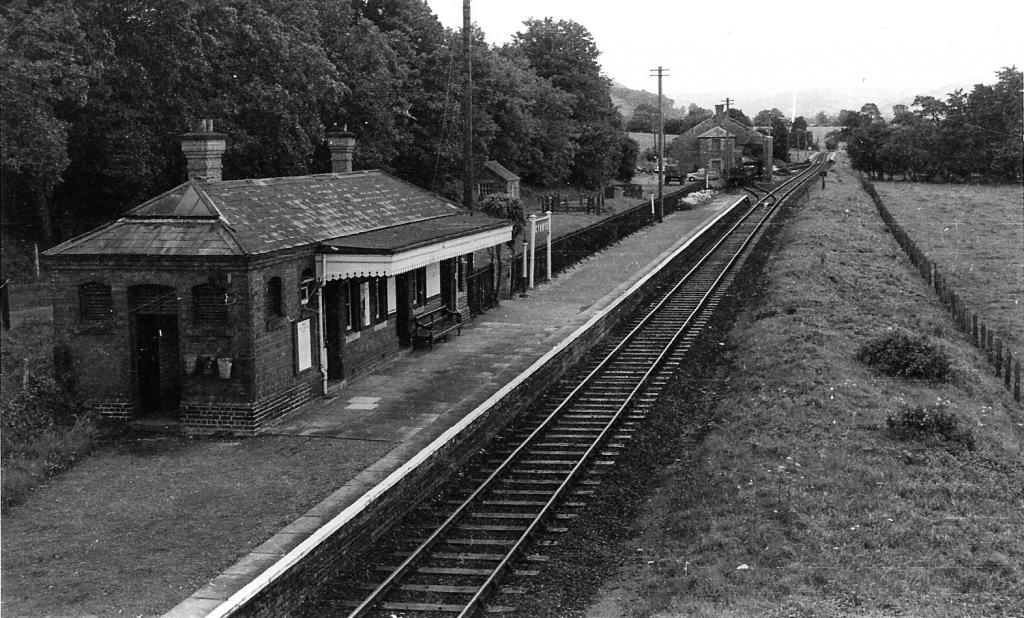 Cynwyd Station,  c.1963.jpg