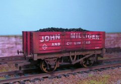 John Milligen Coal wagon from provincial wagons.