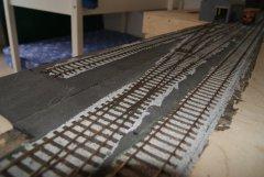 Nenagh 21mm track ballast 3