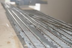 Nenagh track laying 2