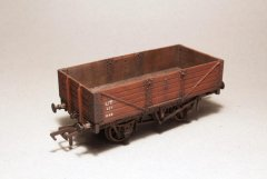 UT 12T Open Wagon