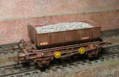 CIE Ballast Wagon.