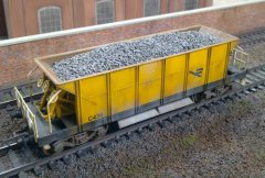 NIR Ballast Wagon from Cambrian Models.