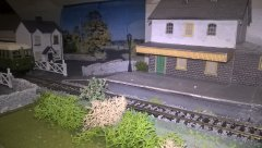 Dromahair station house