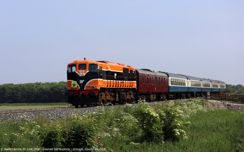 Emerald Isle Express - Drinagh County Wexford