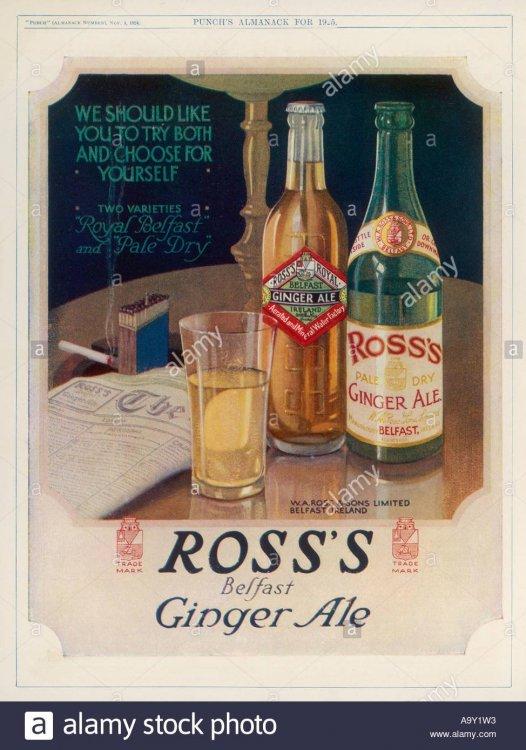 advert-ginger-ale-punch-A9Y1W3.jpg