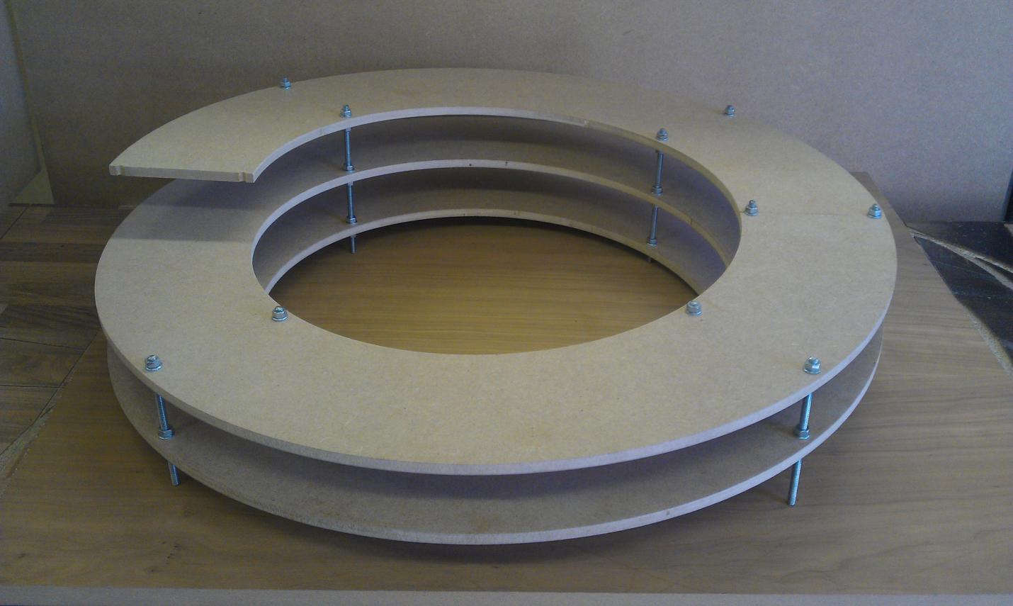 n gauge helix - irish model layouts