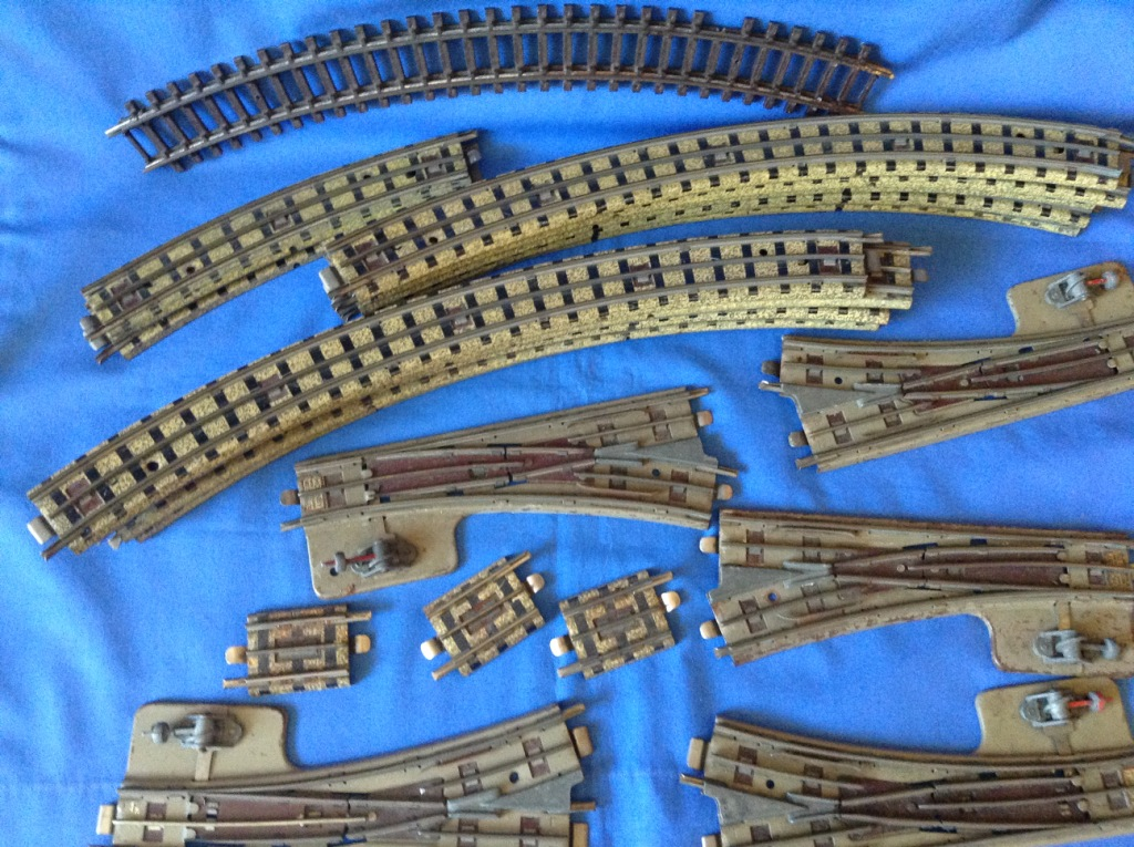 Hornby Dublo 3-rail track for sale - For Sale or Wanted - Irish