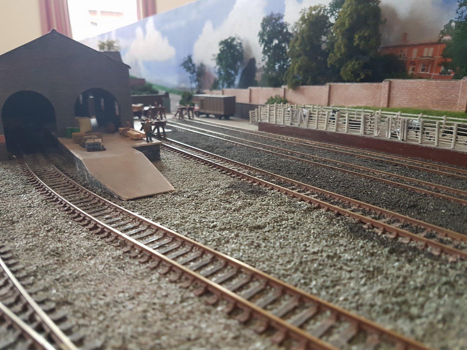 Lisburn Station By UMRC.