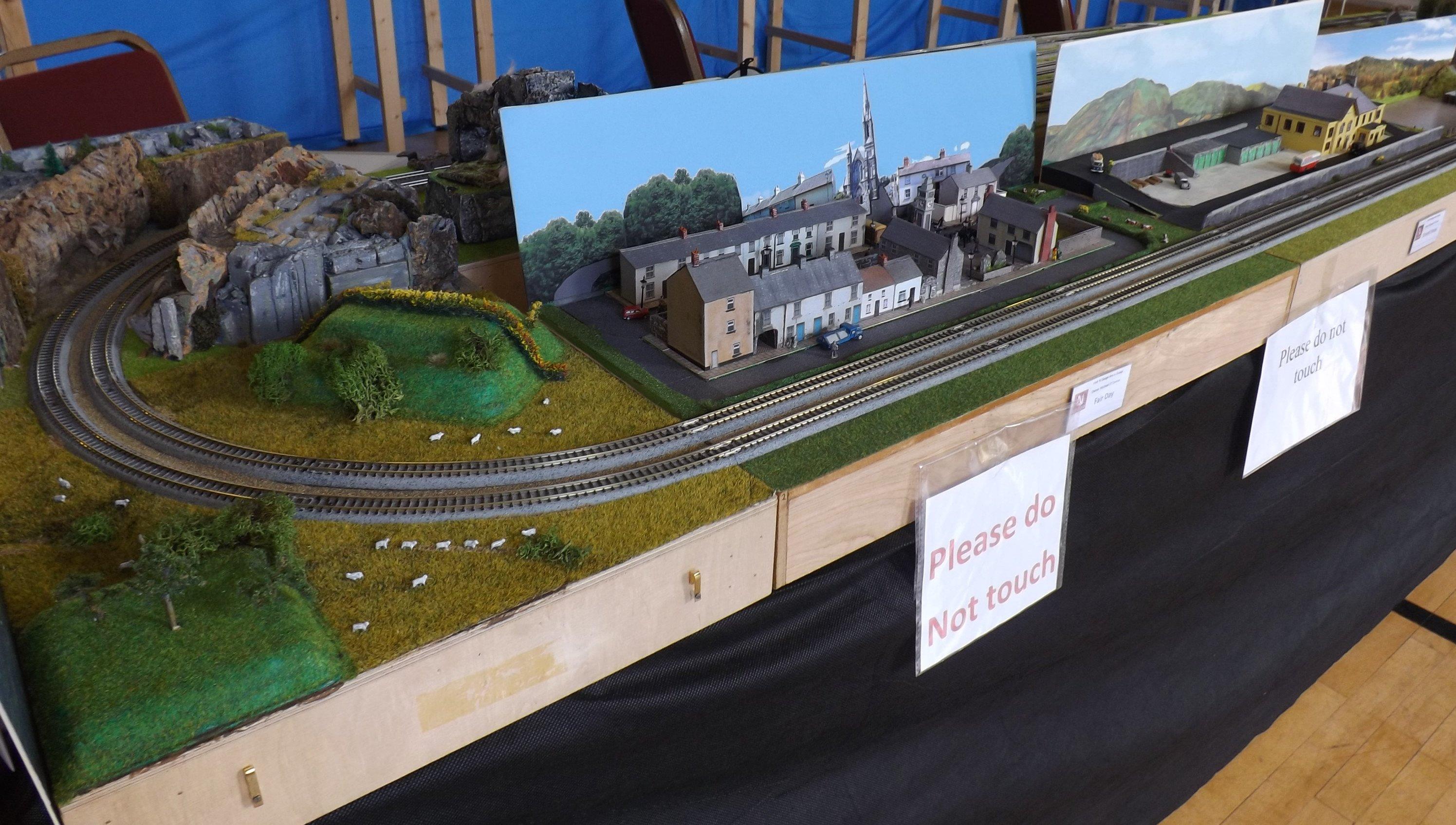 N Gauge T-Trak - Page 2 - Irish Model Layouts - Irish Railway Modeller